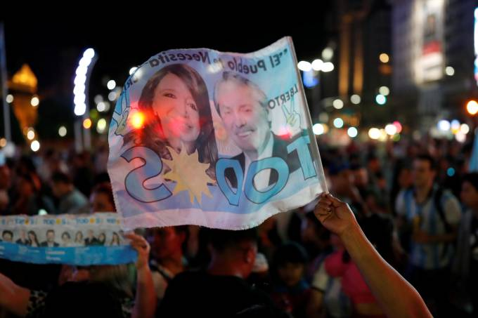 Alberto Fernandez wins general election in Argentina