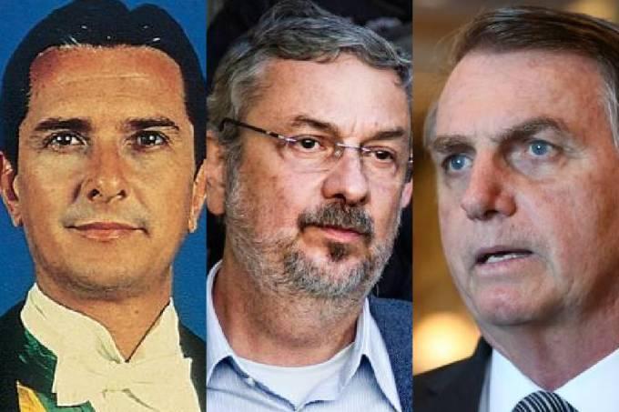 Collor, Palocci e Bolsonaro