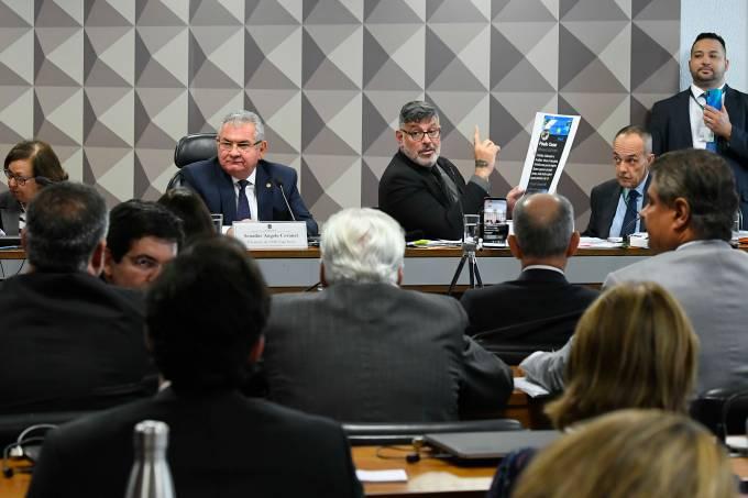 Comissão Parlamentar Mista de Inquérito – Fake News