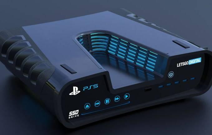 Playstation 5 enviado para desenvolvedores