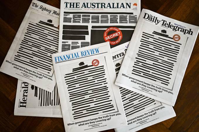 AUSTRALIA-SECURITY-MEDIA
