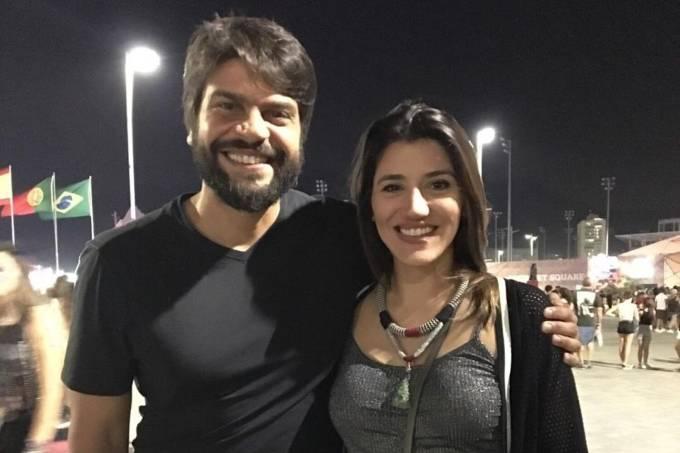 Deputado Pedro Paulo Rock in Rio