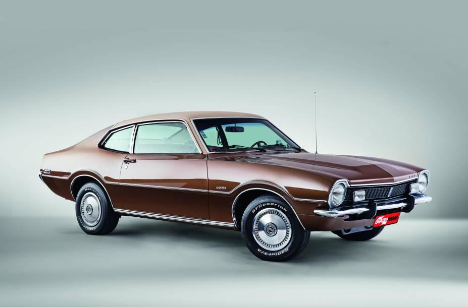 Automóvel Maverick LDO 1978, da Ford.
