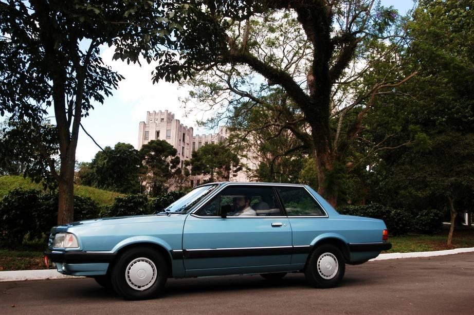 Del Rey, movido a àlcool, modelo 1988 da Ford