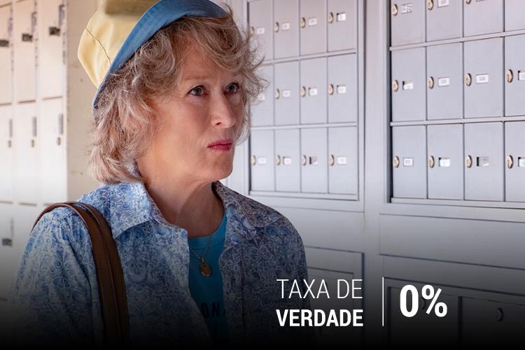 Meryl Streep como Ellen Martin em 'A Lavanderia'