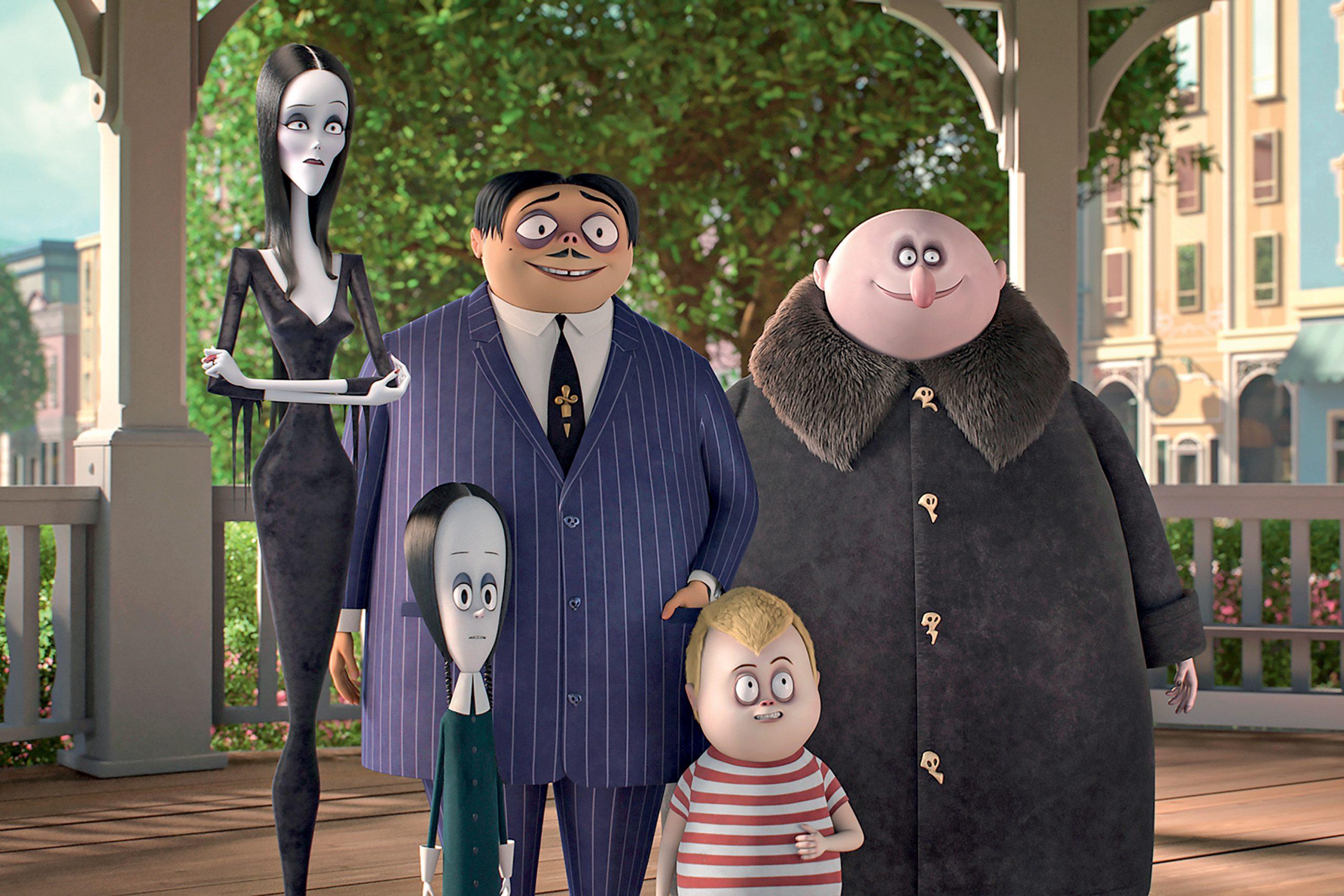 A Família Addams': tão horríveis, tão fofos | VEJA