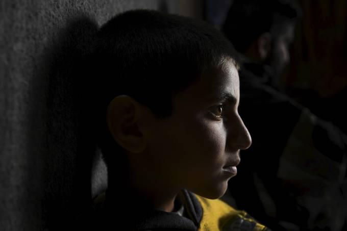 Survivors of ISIS in Dohuk Governate, Iraqi Kurdistan, 2019
