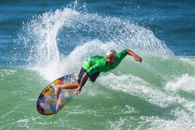 Surfista Ítalo Ferreira
