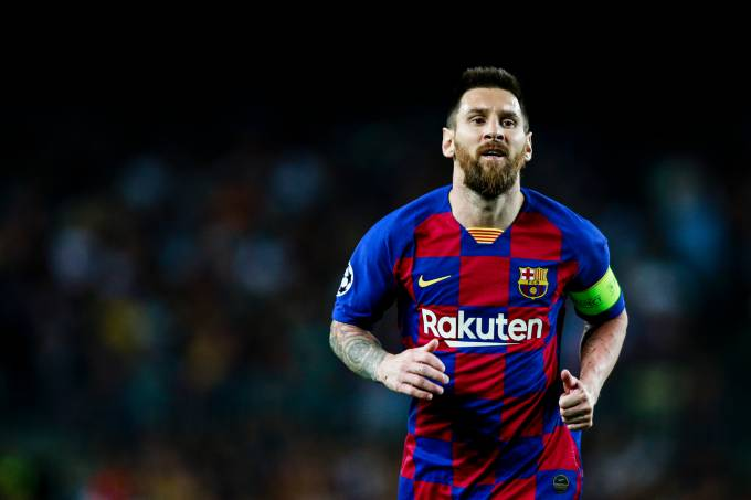 Barcelona – Messi