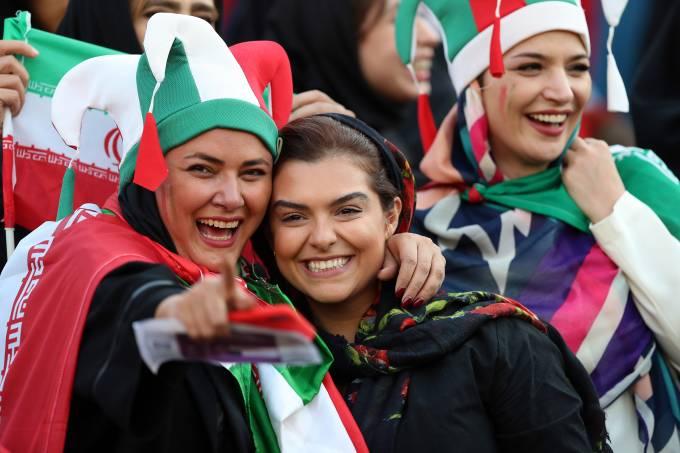 Iran v Cambodia – FIFA World Cup Qualifier