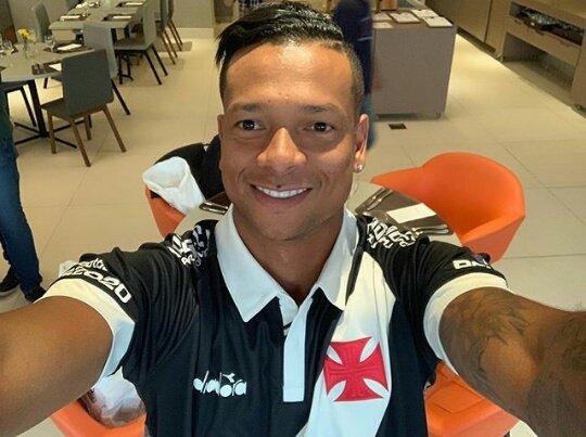 Fredy Guarín, do Vasco