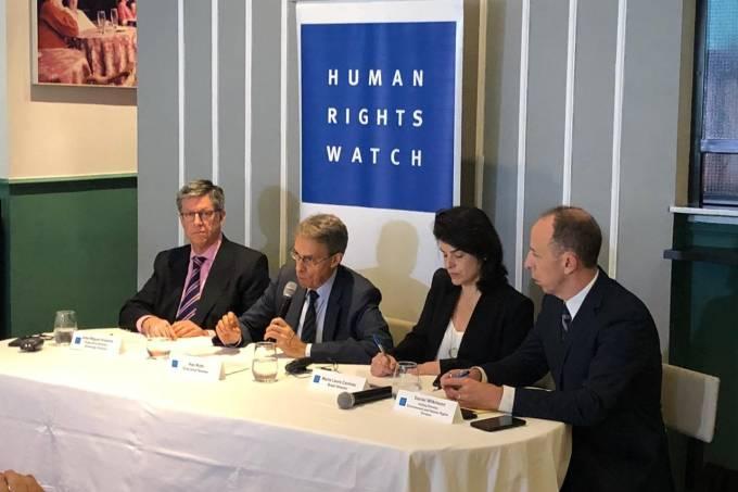 HRW – Leandro Ramos