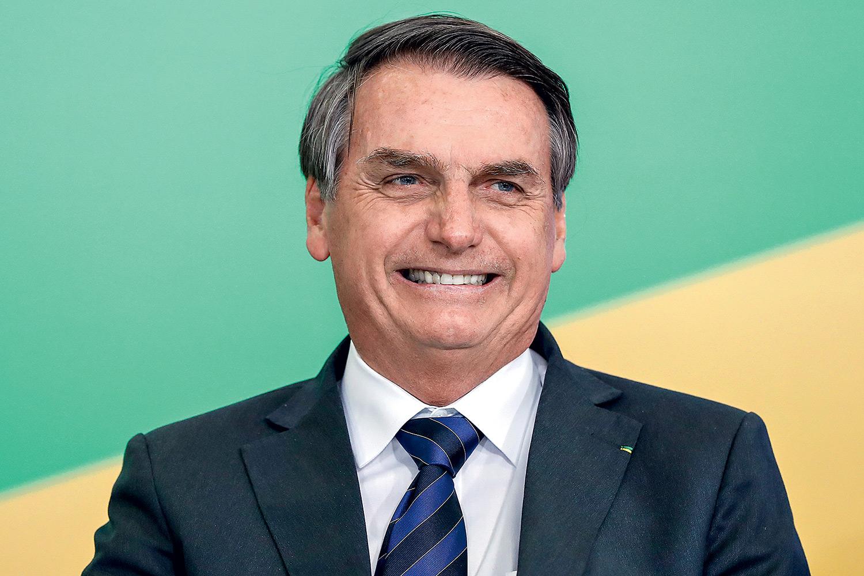 Bolsonaro sobre PSL: '80% de chance de sair'   VEJA