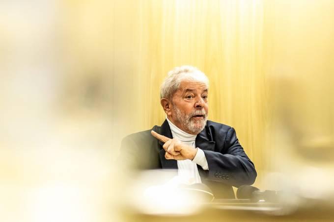 Entrevista Lula