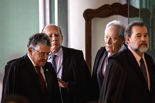 REVÉS - Lava-Jato: preocupação com o julgamento do STF que pode desautorizar as prisões em segunda instância