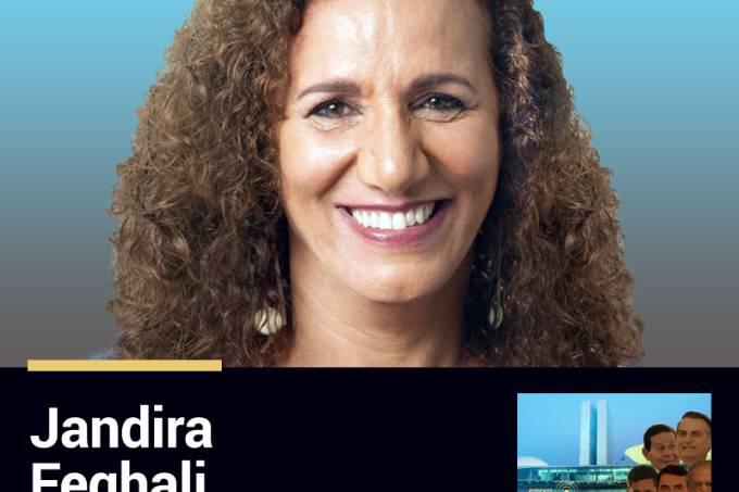 Podcast Funcionário da Semana: Jandira Feghali