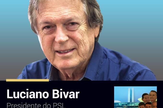 Podcast Funcionário da Semana: Luciano Bivar