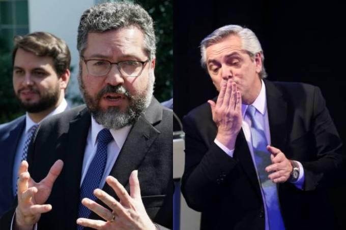 Ernesto Araújo – Alberto Fernandéz