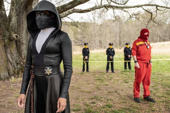 Serie Watchmen 2019Credito: HBO