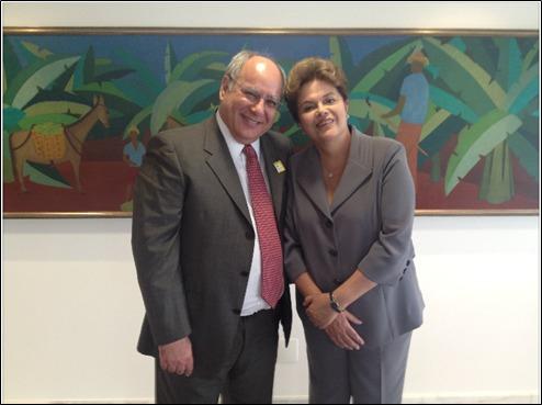 Duque e Dilma