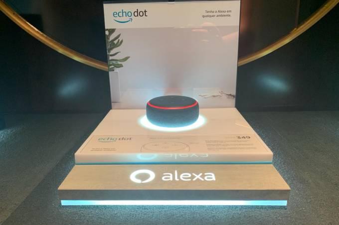 Alexa Dot