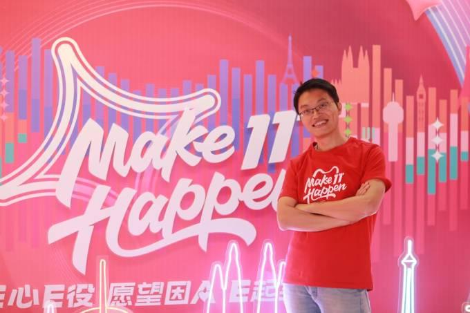 Ken Huang, líder para a América Latina da AliExpress