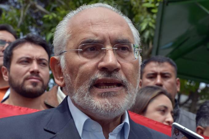 BOLIVIA-CRISIS-ELECTION-RESULT-MESA