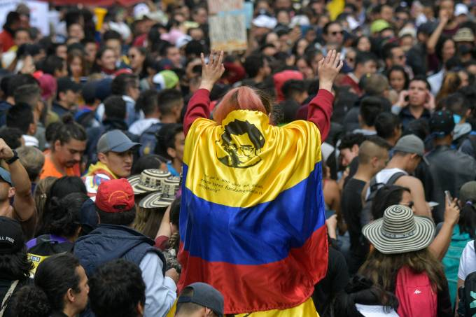 COLOMBIA-STRIKE-PROTEST
