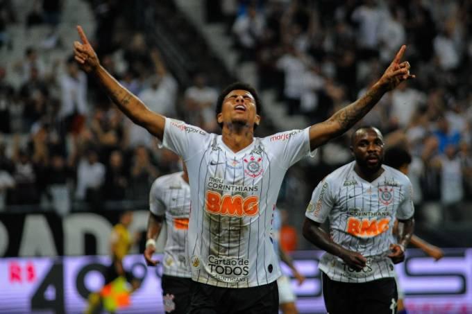 Corinthians x Avaí, válido pela 35 rodada do Campeonato Brasileiro