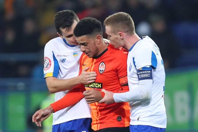 Soccer Football – Ukrainian Premier League – Shakhtar Donetsk v Dynamo Kiev