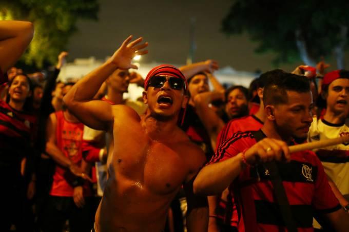 Copa Libertadores – Flamengo Fans