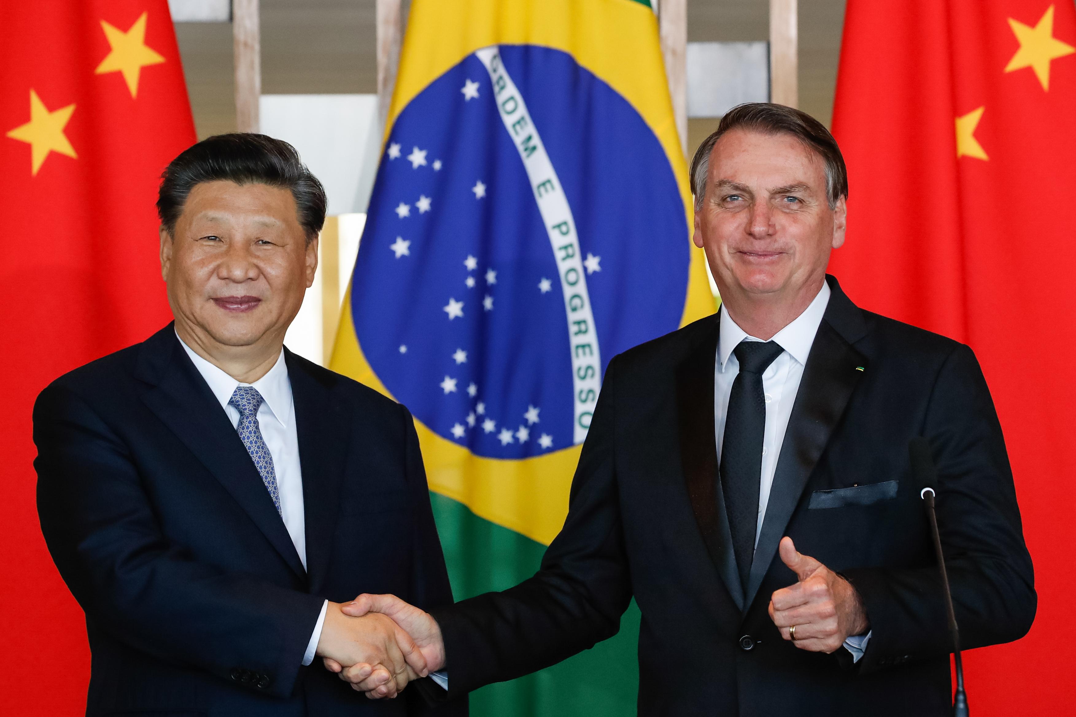 CPI: Foco de questões a Araújo, China é o maior parceiro comercial do país