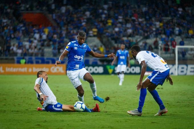 BELO HORIZONTE / BRASIL (18.11.2019) Cruzeiro x Avaí
