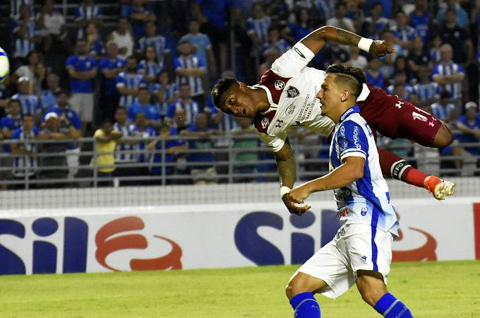 Fluminense x CSA 25/11/2019