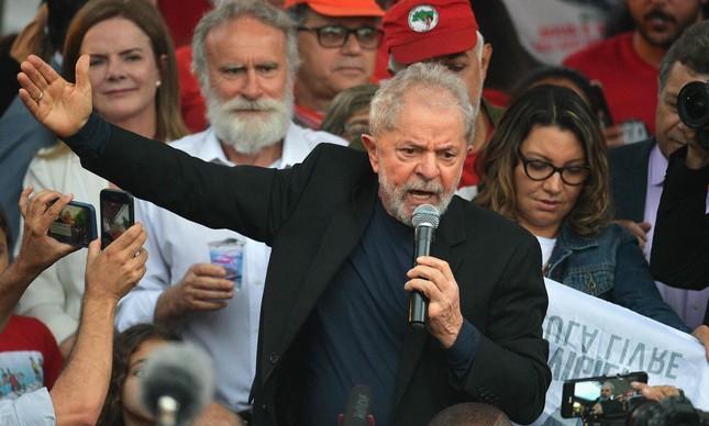 Lula liberto