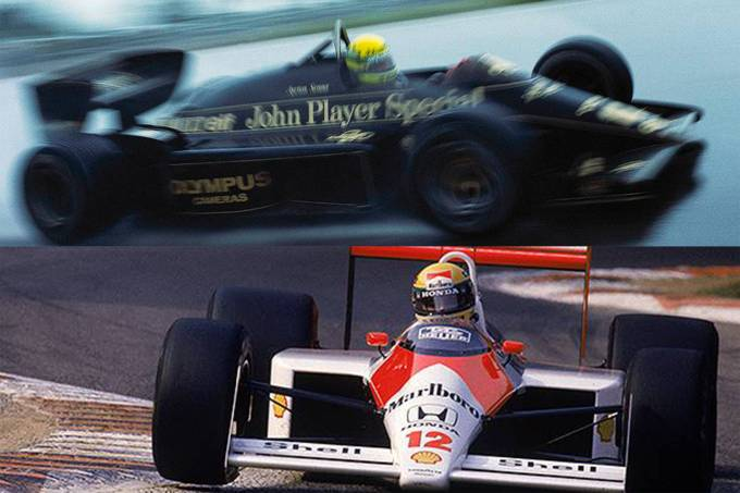 Carros Senna