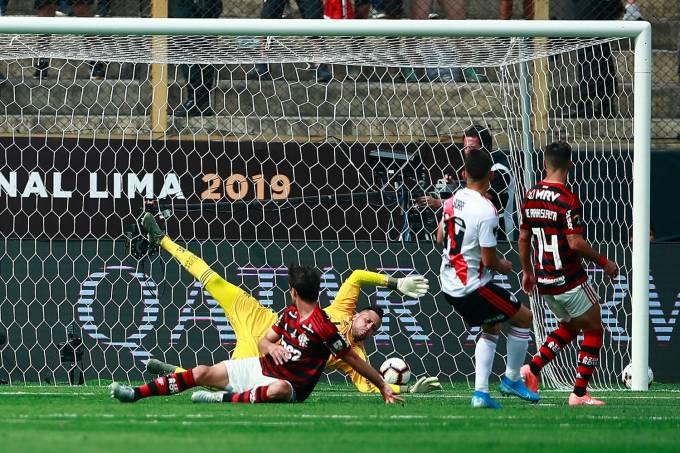 Flamengo River Final Libertadores