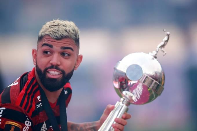 Gabigol Libertadores Final Flamengo