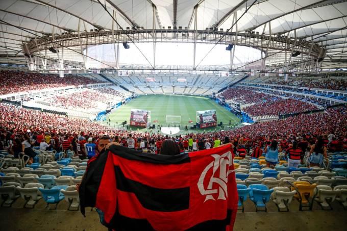 Flamengo Maracanã Libertadores