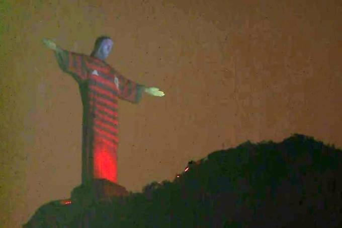 Cristo Redentor Flamengo