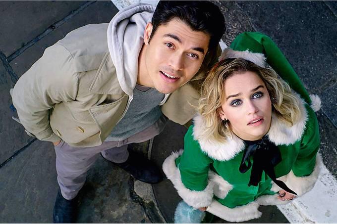 FILME LAST CHRISTMAS