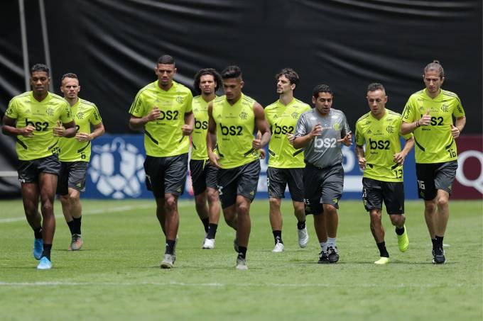 Flamengo Libertadores Lima