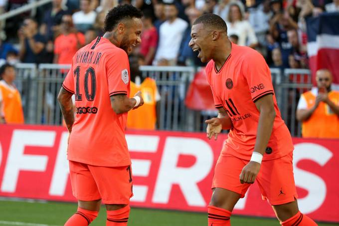 Neymar – Mbappé – Paris Saint-Germain