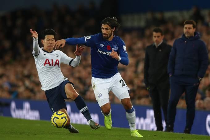 Everton FC v Tottenham Hotspur – Premier League