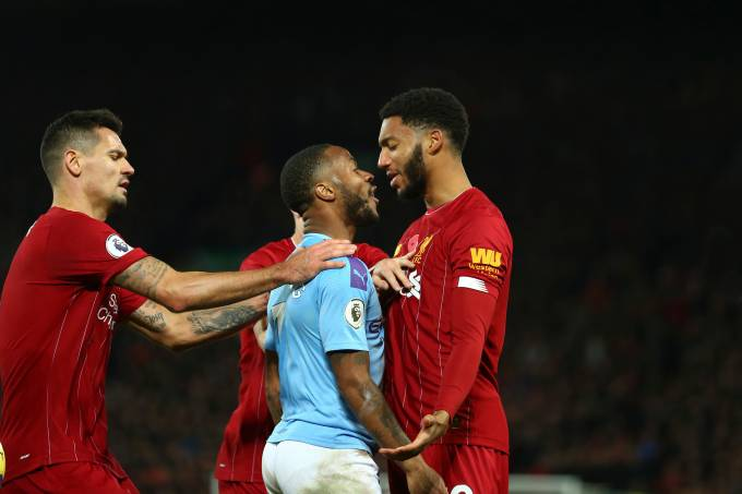 Liverpool FC v Manchester City – Premier League
