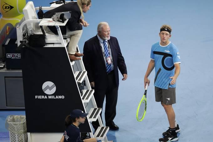 Next Gen ATP Finals – VAR Tênis