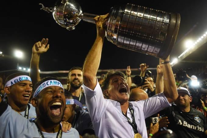 Lanus vs Gremio : Copa Libertadores