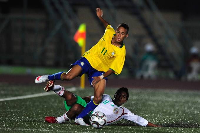 Neymar – Copa do Mundo FIFA Sub-17