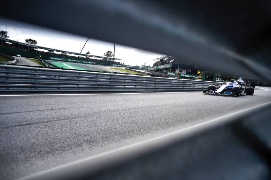 Prova do GP Brasil de Fórmula 1, no Autódromo de Interlagos