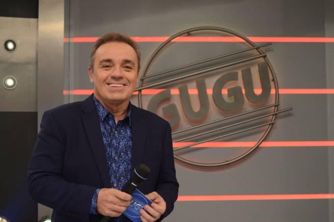 Gugu Liberato, apresentador da Record